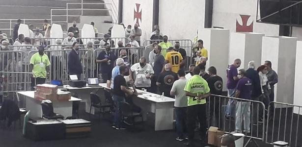 """Eleição do Vasco tem tentativas de ataques hackers. Empresa responsável assegura suportar """"batalha cibernética"""""""