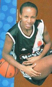 Janeth foi medalhista de bronze em Sydney (Foto: Kike da Bola)