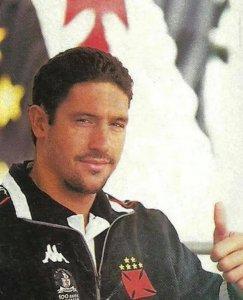 Gustavo Borges: um dos maiores nadadores do esporte brasileiro foi atleta do Vasco em 2000 (Foto: Revista Olímpica do Vasco)