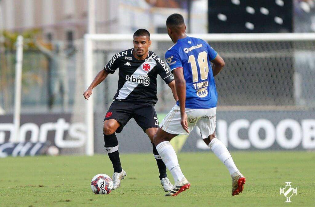 Veja as capas dos jornais após Vasco empatar com Cruzeiro