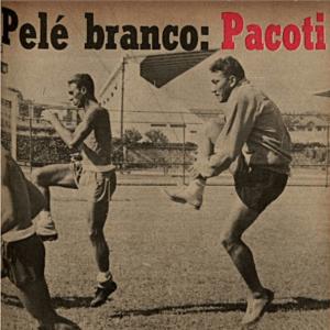 Pacoti foi um dos destaque do Vasco na Escandinávia (Foto: Revista dos Esportes)